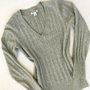 Old Navy- Knitted Slim-Fit Sweater